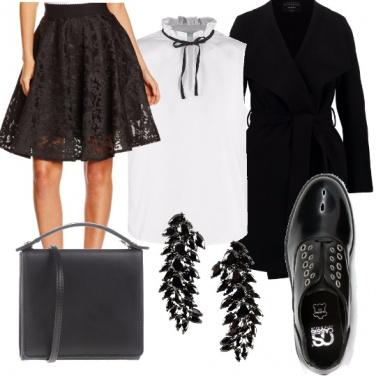 Outfit Magnifico nero