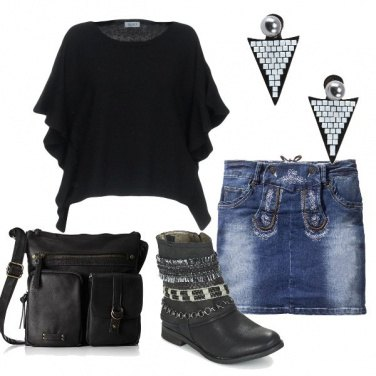 Outfit Rock #2688