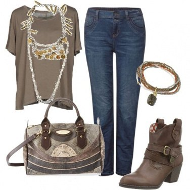 Outfit Urban #6118
