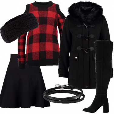 Outfit Affrontiamo il freddo con stile