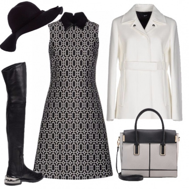 Outfit Forme geometriche