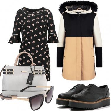 Outfit Comodo bon ton