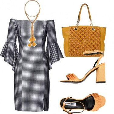 Outfit Quadretto Vicky