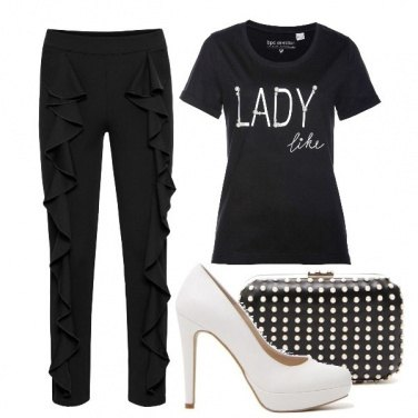 Outfit Lady perla