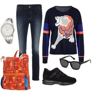 Outfit Urban #6131