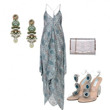 Outfit Cerimonia Luxury