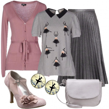 Outfit Pazza per la danza