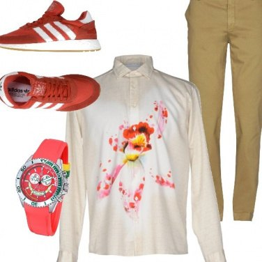 Outfit Urban #1220