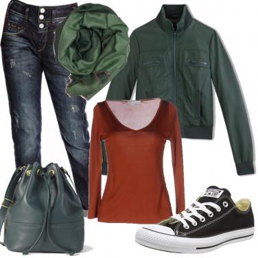 Outfit Per studiare in università