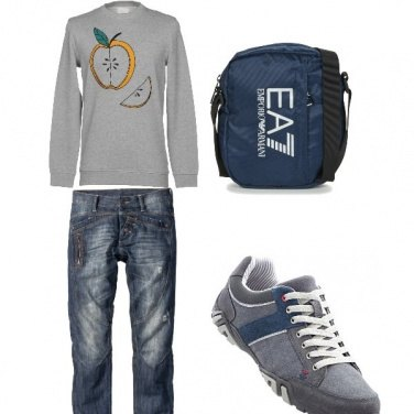Outfit Urban #1221