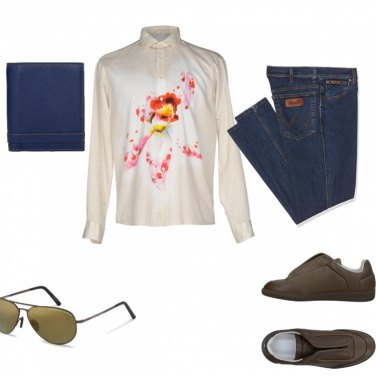 Outfit Casual #4109