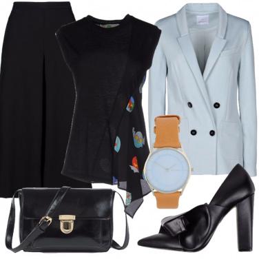 Outfit Non il solito total black