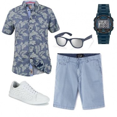Outfit Casual #4112