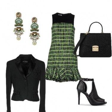 Outfit Elegante per la sera