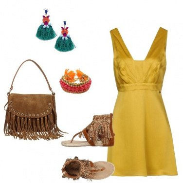Outfit Etnico #3205