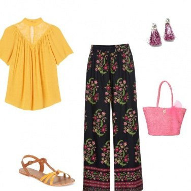 Outfit Etnico #3203