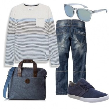 Outfit Casual #4113