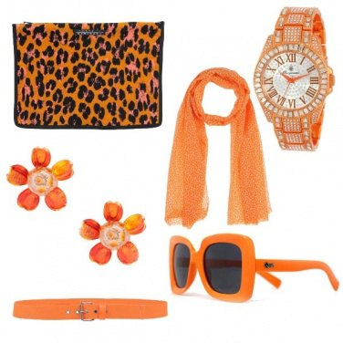 Outfit La vitamina C fa bene anche all\'umore