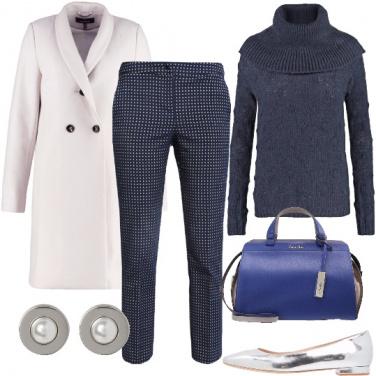 Outfit Due colori uno stile