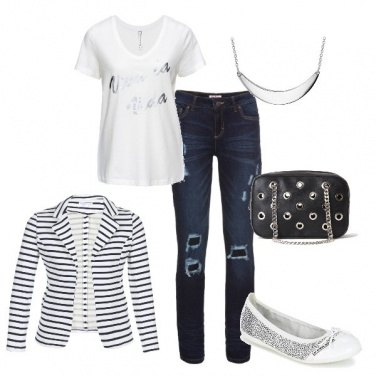 Outfit Ballerine