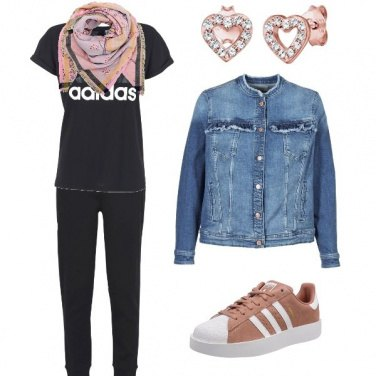 Outfit Urban glamour