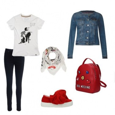 Outfit Style comodo