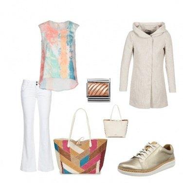 Outfit Style i colori della terra