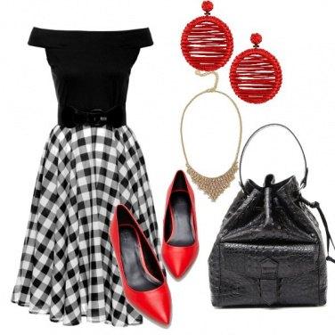 Outfit Romantica serata