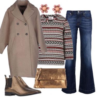 Outfit Gli accessori dorati