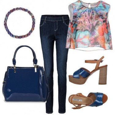 Outfit Barriera corallina