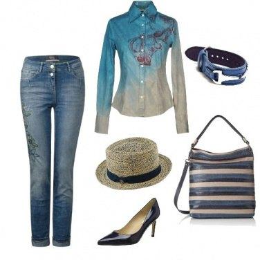 Outfit Rientro dalle vacanze