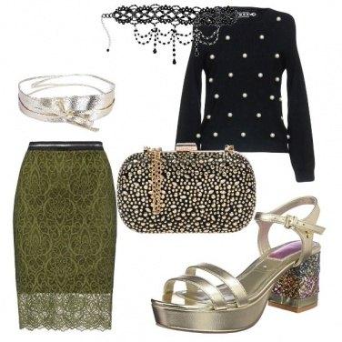 Outfit Sofisticata & raffinata