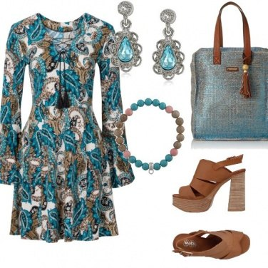 Outfit Etnico #3207