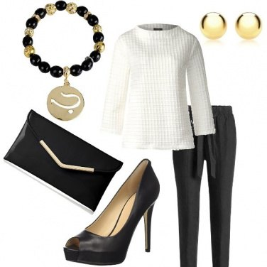 Outfit Primo autunnale