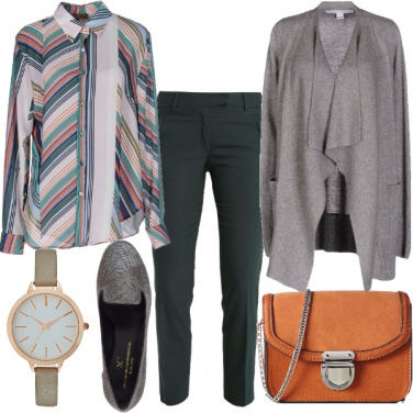 Outfit Al bosco