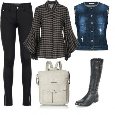 Outfit Urban #6165