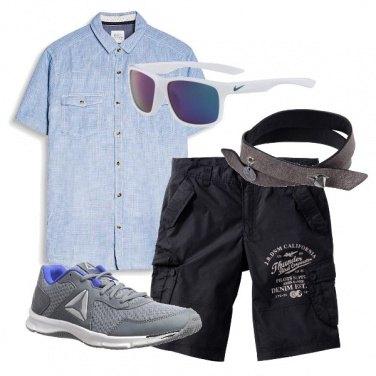 Outfit Occhiali nike