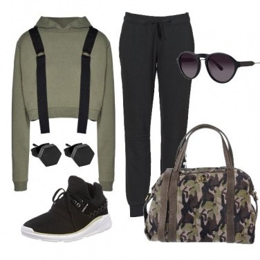 Outfit Mimetica