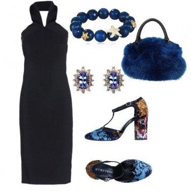 Outfit Cerimonia sera