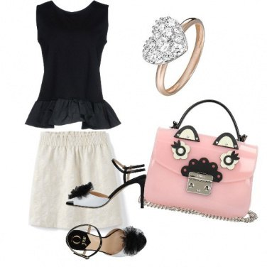 Outfit Per la proposta romantica
