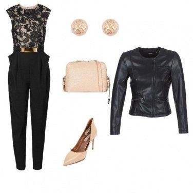 Outfit La tuta
