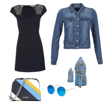 Outfit Free blue