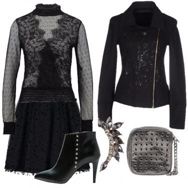 Outfit Festa in discoteca