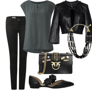Outfit Rock #2717
