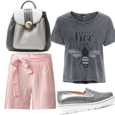 Outfit Settembre in città