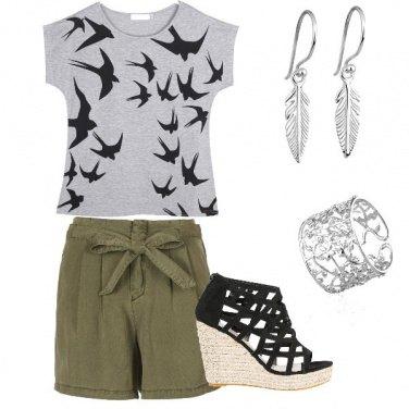 Outfit Un volo di rondini
