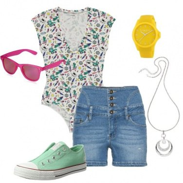 Outfit No convencional