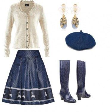 Outfit Ai mercatini natalizi