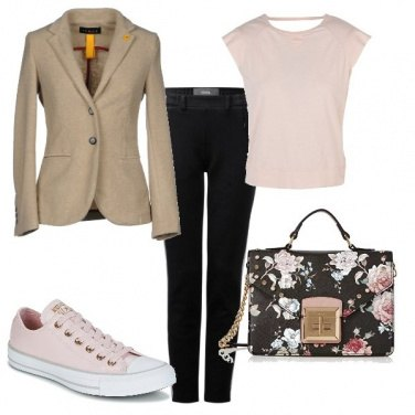 Outfit Sporty chic a lavoro