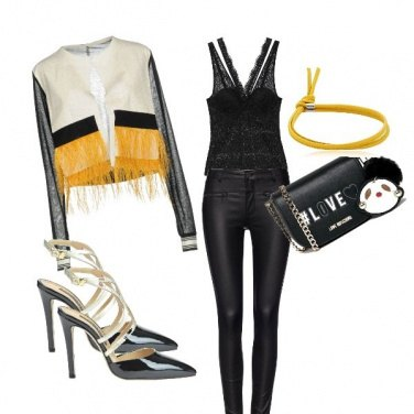 Outfit Leather mood